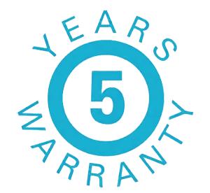 Cinque anni di garanzia Alkin Italia