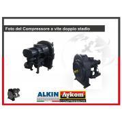 Compressori a vite bistadio (doppio stadio) - Alkin Compressors Italia