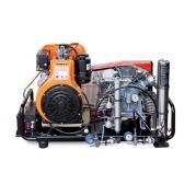 W32 Mariner Diesel Avviamento Elettrico - Stazione di Ricarica - Compressore Sub -  Alkin Compressors Italia