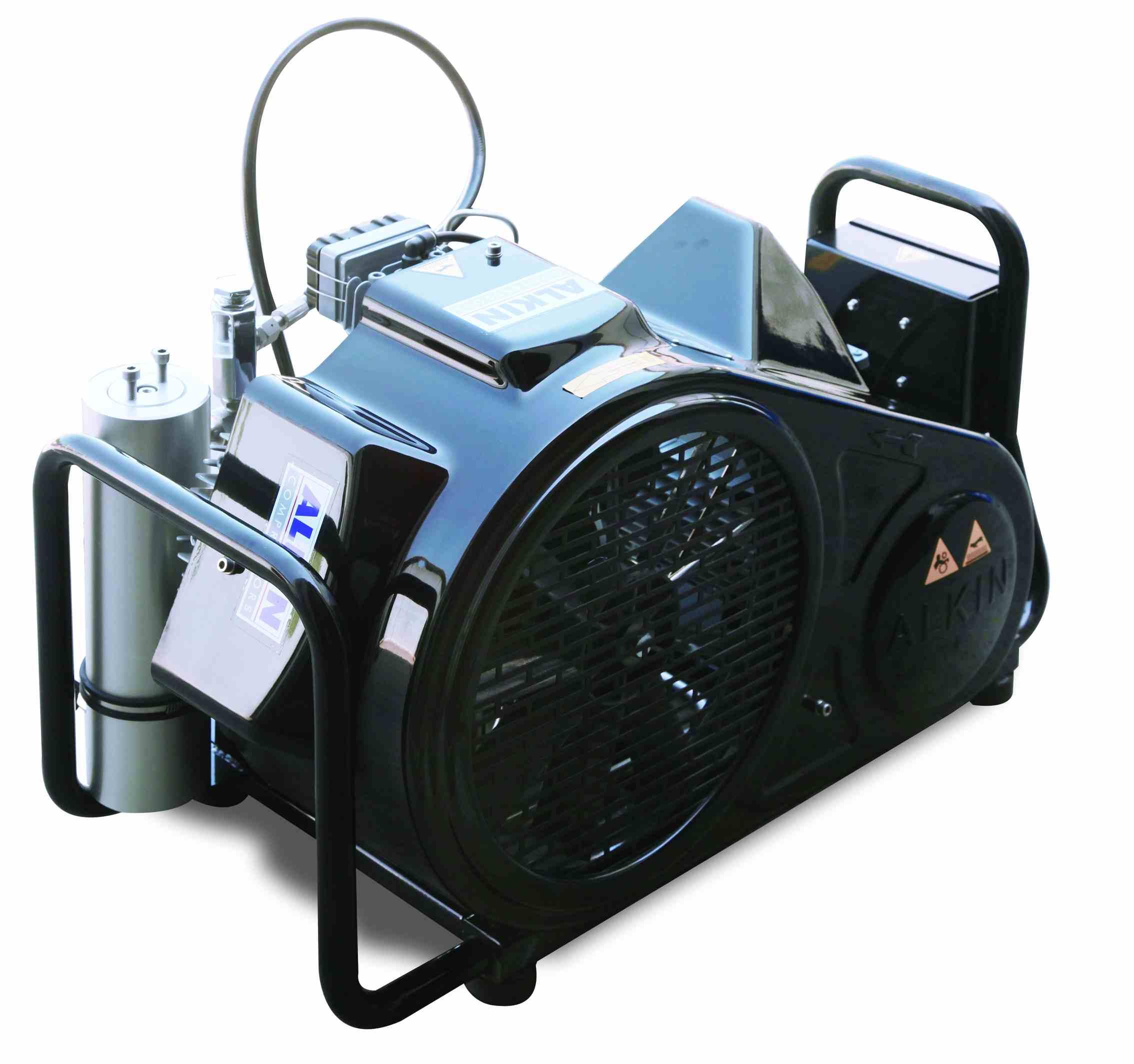 scuba fire breathing air high pressure compressor yoke filler