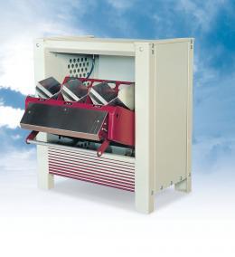 Armarios de carga manual - Alkin Compressors Italia
