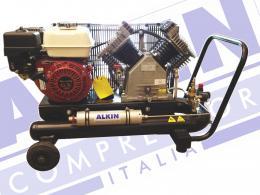 Blowing bassa pressione per aria respirabile - Alkin Compressors Italia