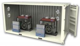 Compressori Container System - Alkin Compressors Italia