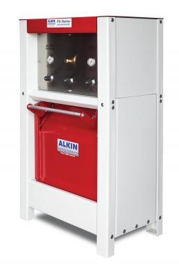 ARMADIO DI RICARICA AUTOMATICO - Alkin Compressors Italia