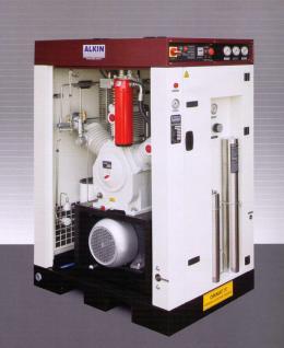 W3 Gas Booster 5/350 Bar per Azoto ed altri Gas - ALKIN COMPRESSORS ITALIA