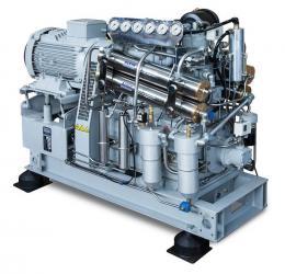 Compressore Alta Pressione Raffreddato ad Acqua - ALKIN COMPRESSORS ITALIA