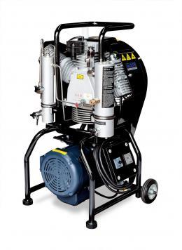 W31 VERTICAL - Compressore Sub Portatile -  - Alkin Compressors Italia