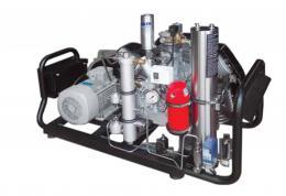 W32 CHASSIS GAS BOOSTER 5/350 Bar - Alkin Compressors Italia