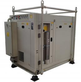 W4 Compressore Alta Pressione per impieghi Militari - Alkin Compressors Italia