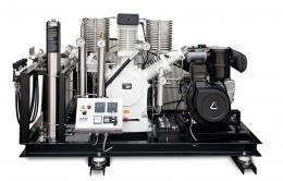 W4 DIESEL - Stazione di Ricarica - Compressore Sub - Alkin Compressors Italia