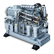High Pressure Water Cooled Air Compressors - ALKIN COMPRESSORS ITALIA