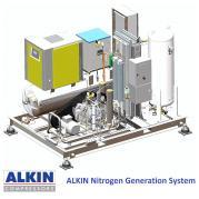 Generatore di Azoto - Nitrogen Generation System - Alkin Compressors Italia