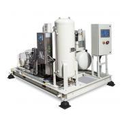 Generatore di Azoto - Nitrogen production system - Alkin Compressors Italia