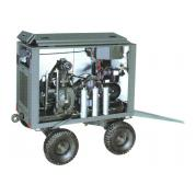 Compressor on wheel - Alkin Compressors Italia