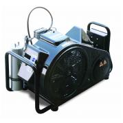 Portable Diving Compressor - W31 MARINER ELECTRIC ENGINE - Alkin Compressors Italia