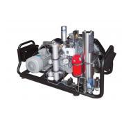W32 CHASSIS GAS BOOSTER 5/350 Bar per Azoto ed altri Gas - Alkin Compressors Italia