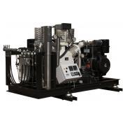 Diving Compressor - W4 DIESEL  - Alkin Compressors Italia