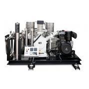 Compresor Buceo  - W4 DIESEL - Alkin Compressors Italia